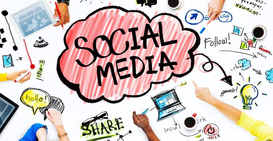 Social media is an important marketing strategy for  your business