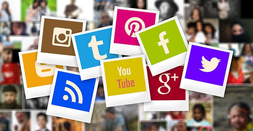 Social Media for the Content Distribution